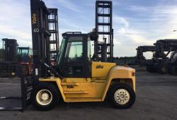 Forklifts Up To 12 Tons